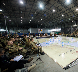 The Rehearsal of Concept (ROC) Drill held during EXERCISE ARRCADE FUSION