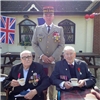 Living Legends - France honours D-Day Duo