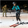 Gold Standard – Olympian leads charge at military ski contest in Italian Alps