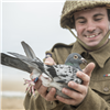 Early Bird - Royal Signaller recreates first message back from D-Day beaches